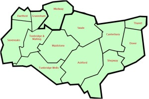 Kent Districts